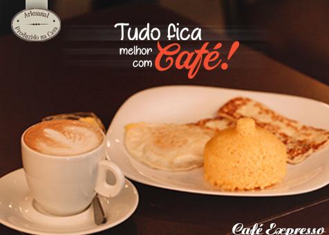 Café Expresso – Melhor com Café