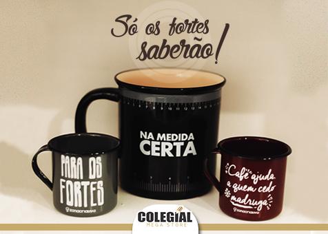 Colegial Megastore – Canecas