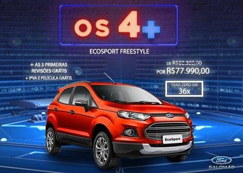 Ford Salomão – Os 4+ Ecosport